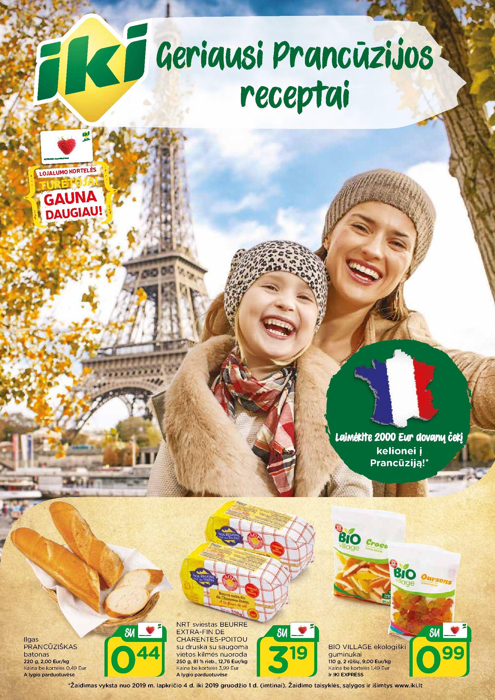 Geriausi Prancūzijos receptai page 1