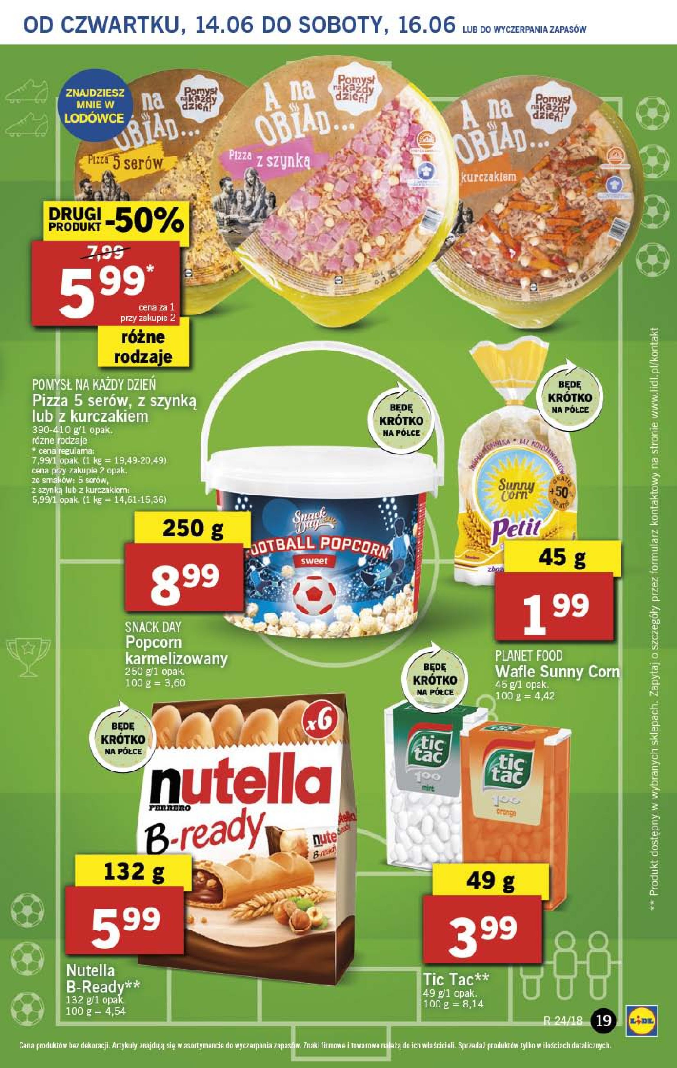 Gazetka Żółta od 14.06 page 19