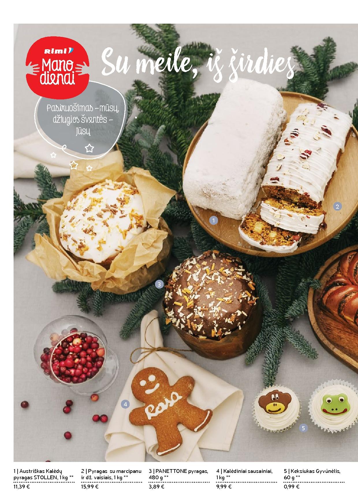 Sveikos, Kalėdos! page 6