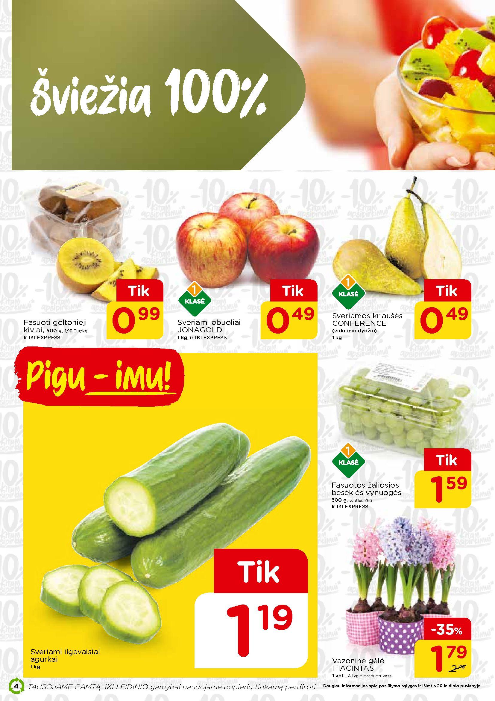 IKI Mažos kainos receptai page 4