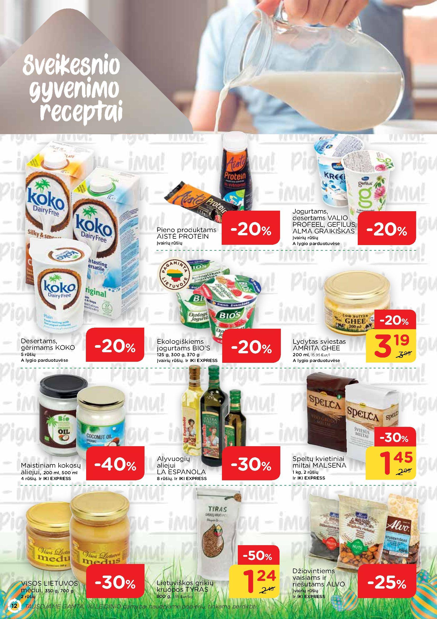 IKI Mažos kainos receptai page 12