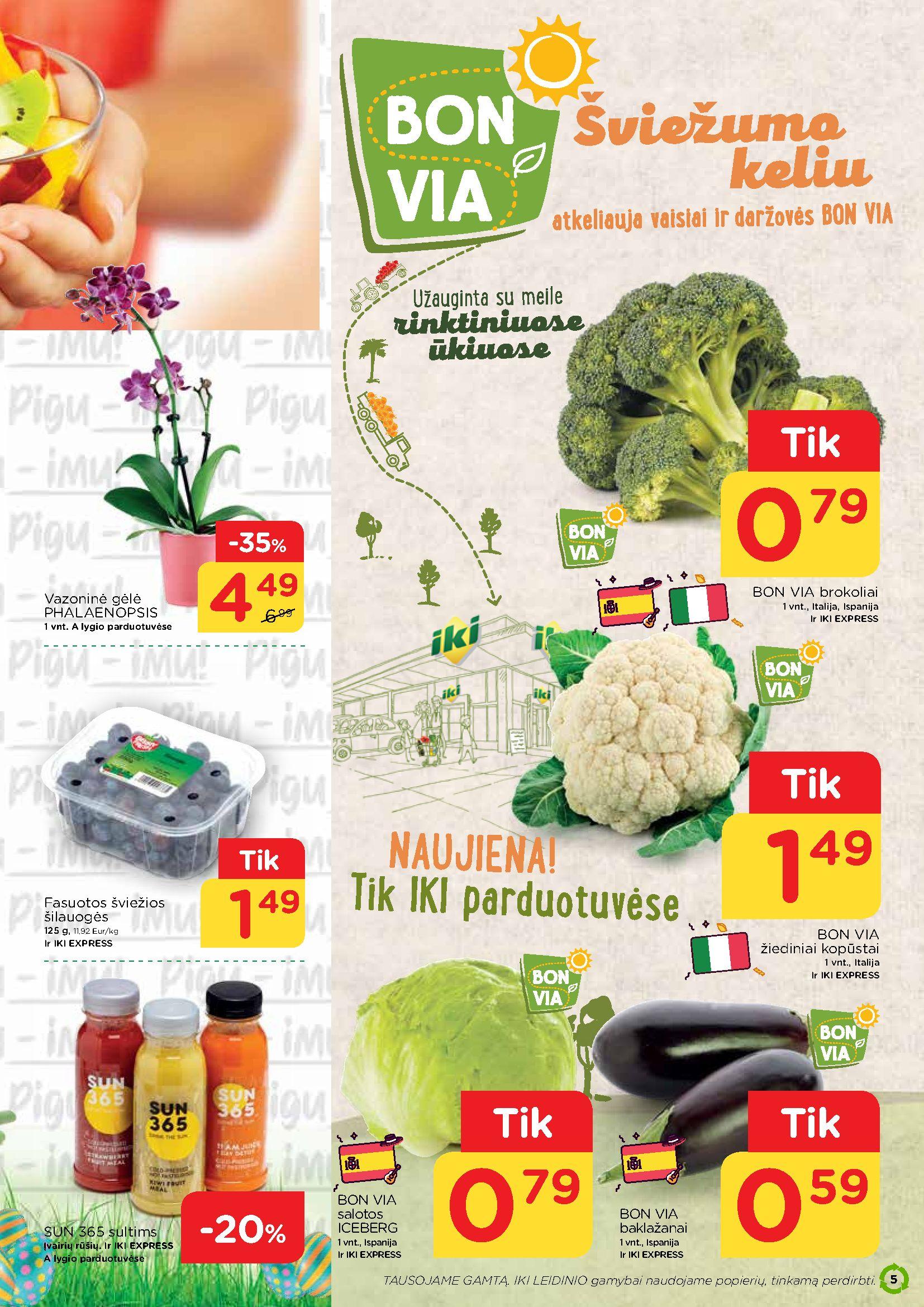 IKI Mažos kainos receptai page 5