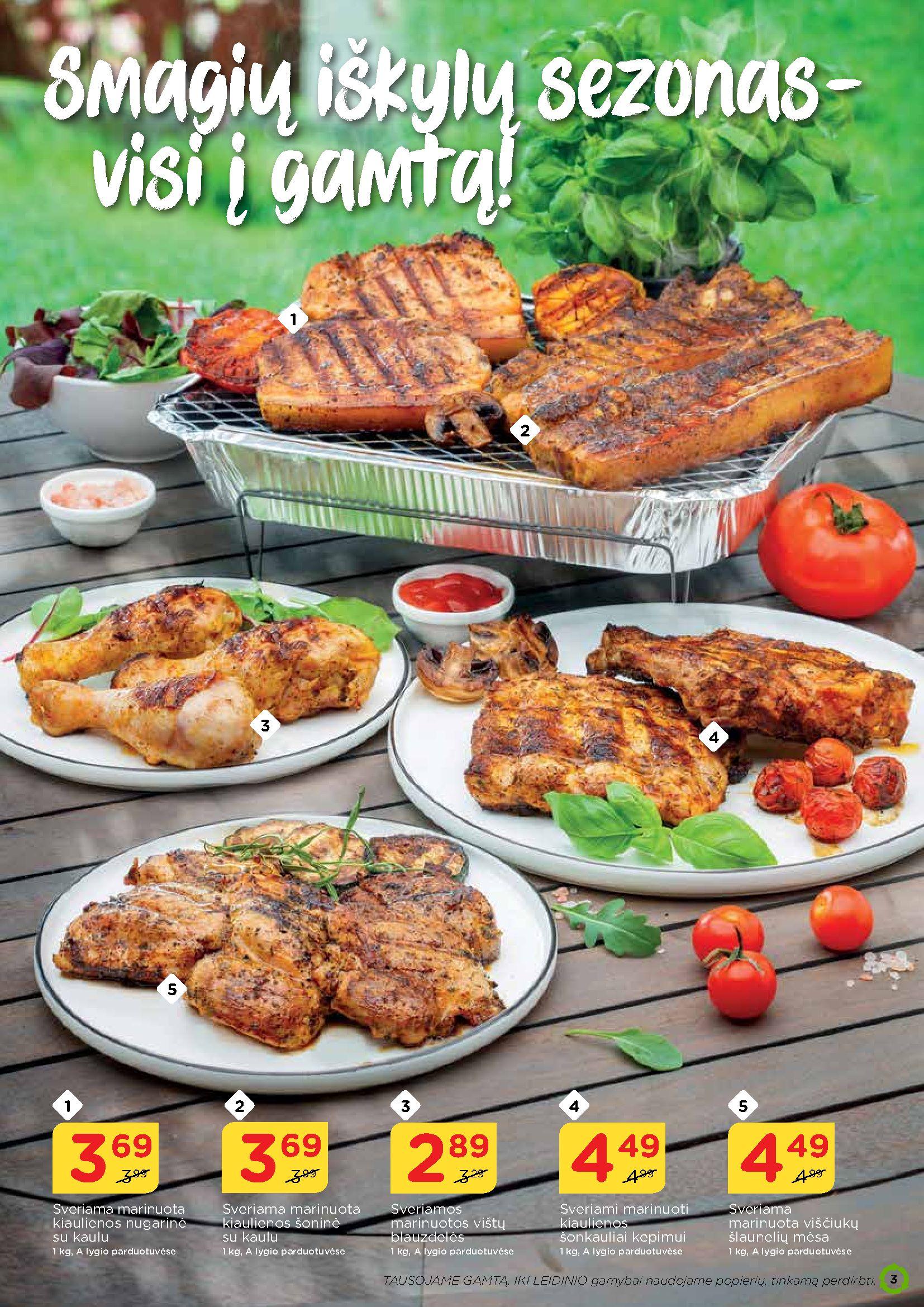 IKI Mažos kainos receptai Nr. 20 page 3
