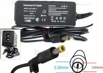 Adapteris POWERMAX SAMSUNG 19V 2.1A 5.0X3.0 MINI