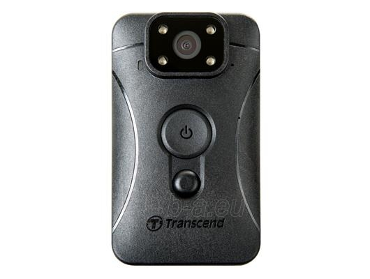 Vaizdo registratorius Transcend DrivePro Body 10, Body Camera, Full HD/30FPS, 32GB microSDHC