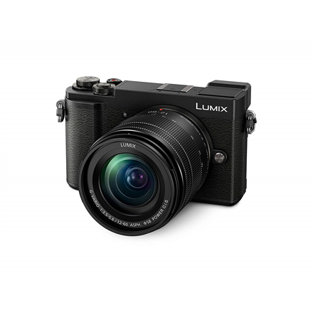 Panasonic Lumix DC-GX9 + 12-60mm F3.5-5.6 (Juodas)