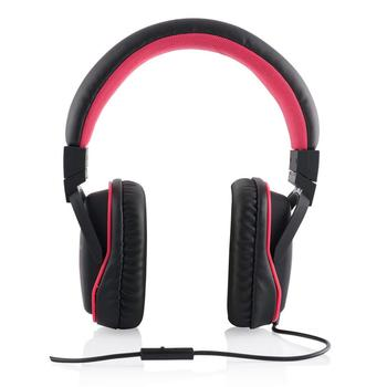 Ausinės MODECOM  MC-MC-880 BIG ONE PINK