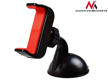 Maclean MC-658 Universal Windscreen In Car Suction Mount Holder for GPS Phone