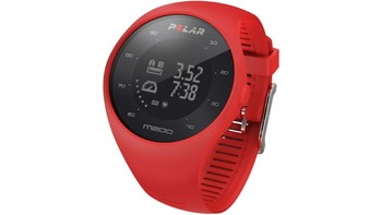 Polar M200 Red GPS Running Watch (M/L size)