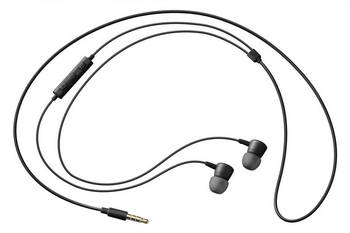 Samsung Stereo Headset 3,5 mm jack, color: black