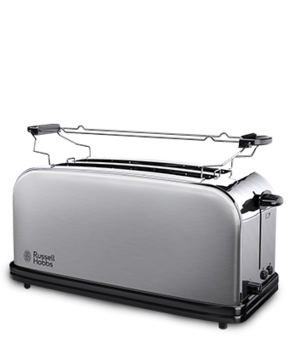 Toaster Russell Hobbs 23610-56 Oxford | silver