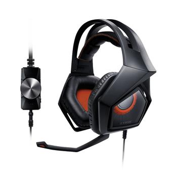 ASUS STRIX PRO Full size Gaming Headset | PC, Mac, PS4 and smart-device compatibility