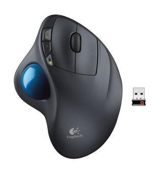 Logitech Wireless Mouse M570, NB, Trackball