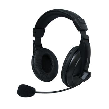 Stereo ausinės su mikrofonu MSONIC Garsumo valdymas