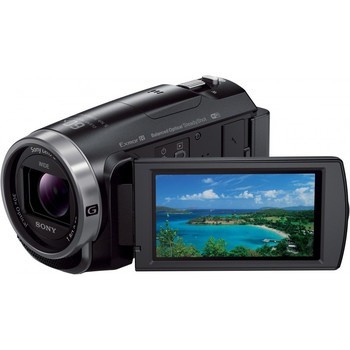 "Sony HDR-CX625B 1920 x 1080 pixels, Digital zoom 350 x, Black, Wi-Fi, LCD, Image stabilizer, BIONZ X, Optical zoom 30 x, 7.62 "", HDMI"