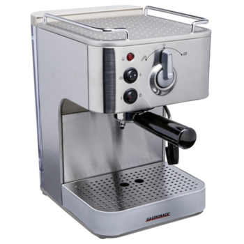 Gastroback Espresso machine 42606 Pump pressure 15 bar, Built-in milk frother, Fully automatic, 1250 W, Stainless steel