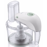 PHILIPS HR-7605/10 Food Processor, 350W, Compact design,15+ functions, Speeds: 1+ pulse, 2.1 l bowl, 1.5m cord