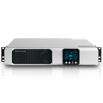 AEG UPS Protect D. 2000 / Rack / 2000VA/1800W / Online, Double Conversion, rails included. AEG UPS 2000 VA, 1800 W
