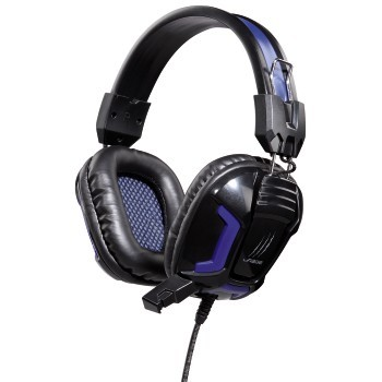 Hama uRage SoundZ Essential Gaming Headset Black