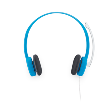 Logitech Stereo Headset H150, PC, Blue