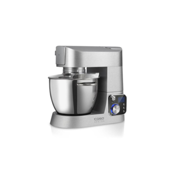 Caso Chef Food processor KM 1200  Stainless Steel