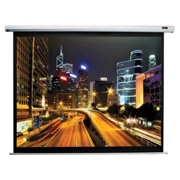 "Elite Screens Spectrum Series Electric125XH Diagonal 125 "", 16:9, Viewable screen width (W) 277 cm, White"