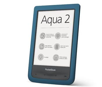 POCKETBOOK Aqua 2 azure