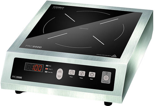 Caso Pro 3500 touch induction cooker