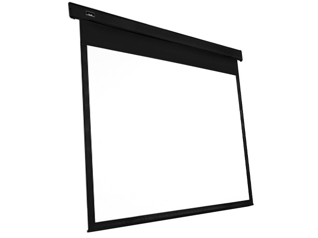 M 16:9 Motorized Projection Screen 240x135, Black 108""