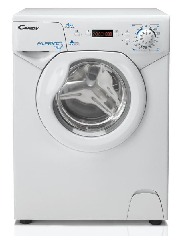 Candy Washing machine AQUA 1042D1-S Front loading