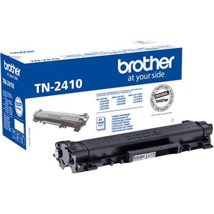 Brother TN-2410, Black toner Brother