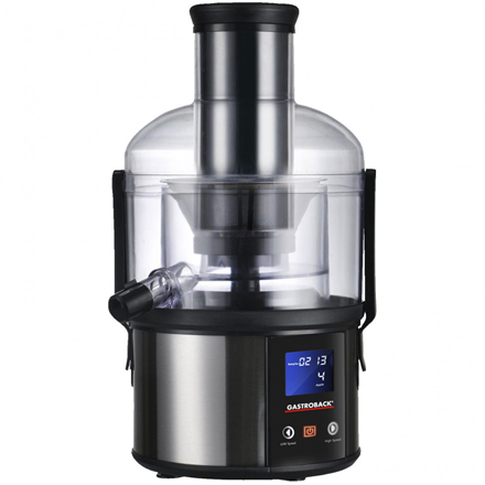 Juice Extractor Gastroback 40125 Type Centrifugal juicer