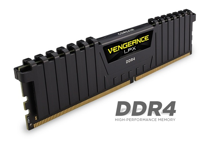 Corsair Vengeance LPX 32GB 2666MHz DDR4 CL16 KIT OF 2 CMK32GX4M2A2666C16