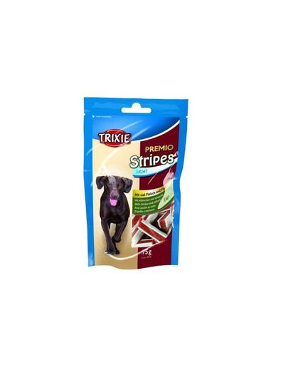 Trixie Stripes light skanėstai šunims su vištiena ir menke 75 g