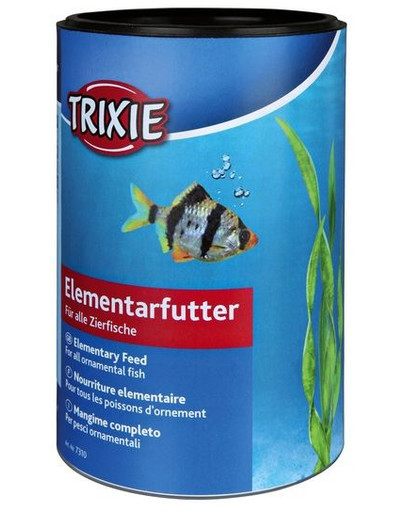 TRIXIE Krmení pro okrasné ryby 1l