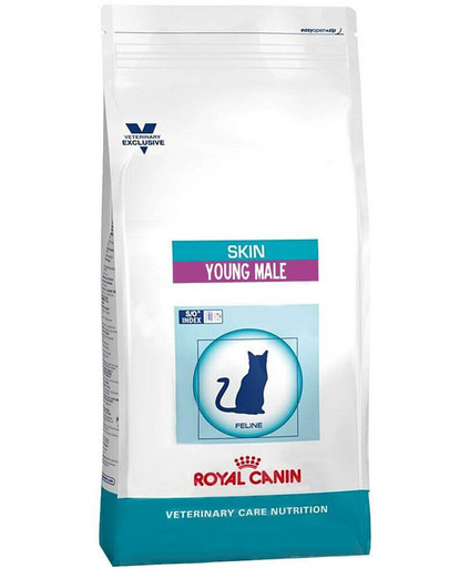 ROYAL CANIN Skin Young Male S/O 0,4kg