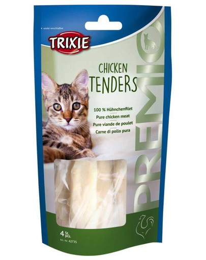 Trixie 42735 Premio Chicken Tenders 4pcs