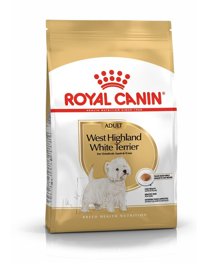 Royal Canin West Highland White Terrier Adult 0,5 kg