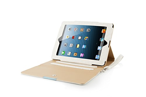 Modecom Case for iPad 2/3 White