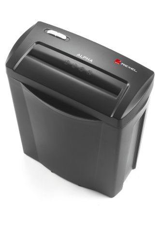 REXEL Shredders Alpha CrossCut 4NR026
