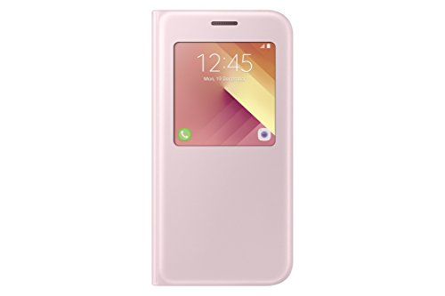 Samsung S-View Standing Cover For Samsung Galaxy A5 A520 Pink