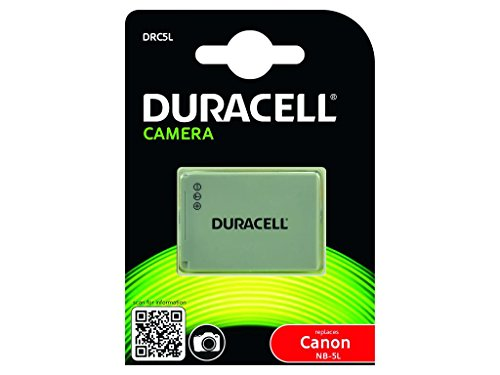 DURACELL NB-5L Canon