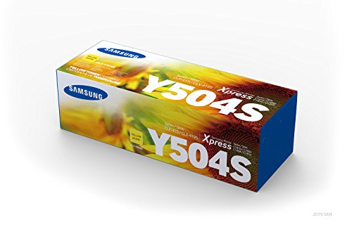 Samsung CLT-Y 504 S Toner yellow