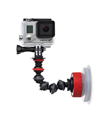Joby Suction Cup & GorillaPod Arm mit GoPro Adapter