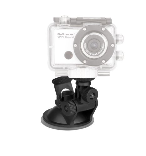 Easypix GoXtreme Suction Cup Mount