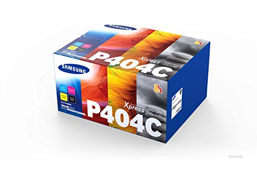 Samsung CLT-P 404 C Value Pack
