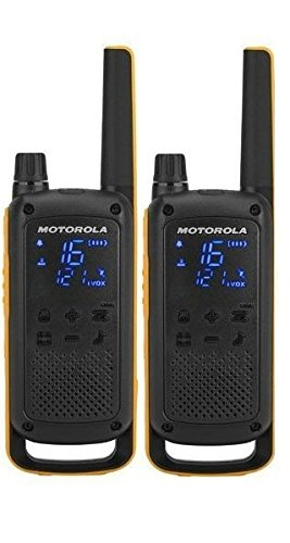 BLOW THE RADIO PMR MOTOROLA TLKR T82 EXTREME