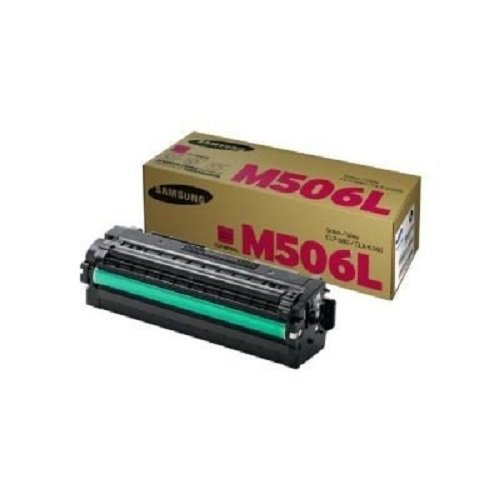SAMSUNG CLT-M506L magenta toner CLP-680N