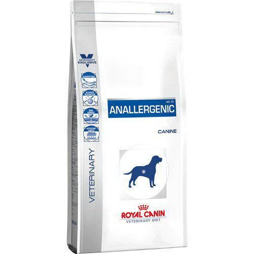 Royal Canin Anallergenic Dog Dry Food 8kg