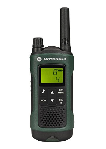 Motorola T81 Hunter short-wave radio, 10 km, Green
